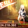 【セブンナイツ】レベル高すぎ!!1人で攻城戦のスコア2千万超えwww